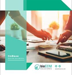 gestión documental OnBase